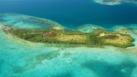 Barbecue Cay, Belize, available through Private Islands Inc. for £711,600