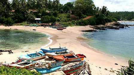 Tangalle Island, Sri Lanka, available through Private Islands Inc. for £1,601,932