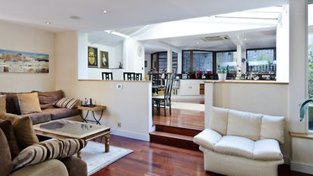 Back Lane, Hampstead, London, NW3. Available through Knight Frank for �7,500,000