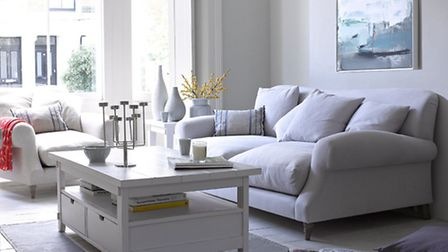 Crumpet sofa, from £1,155, Loaf. PA Photo/Handout