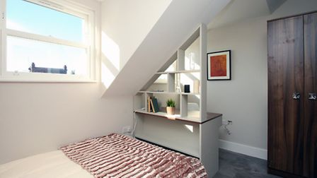 A room at The Camden Collective