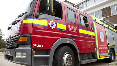 Fire fighters have warned of the dangers of candles.