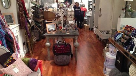 Constanza pop up at Coco Home Style in Belsize Park