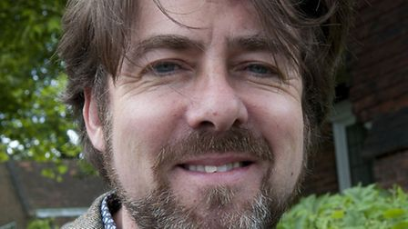 Jonathan Ross will turn on the Christmas lights at this year's Hampstead Christmas Festival. Picture