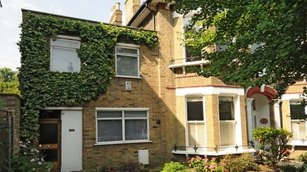 Bloomfield Road, Highgate N6. Three bedroom semi-detached house available through Winkworth for £1.2