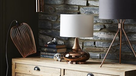 Glass & Wood Electric Pendant; Glass & Wood Lamp; Tripod Table Lamp; Round Wire Pendant; Oval Wire P