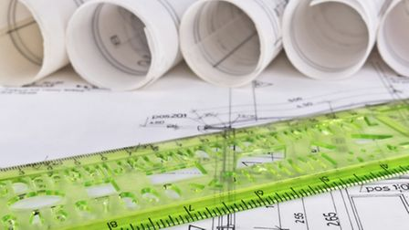 Making plans for a home extension. Photo/thinkstockphotos