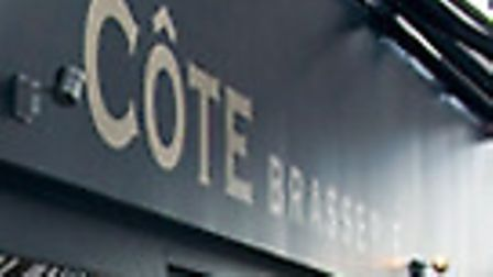 A mystery kind-hearted lady picked up the bill for two diners at Cote