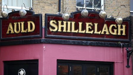The Auld Shillelagh on Stoke Newington Church Street is rumoured to serve the best Guiness in North