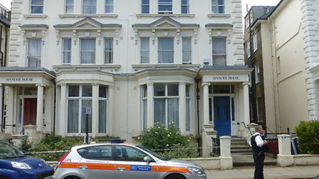 Philip Silverstone was found dead at his flat in Spencer House sheltered accomodation in Belsize Par