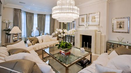 An ultra-prime rental property on Avenue Road, NW8
