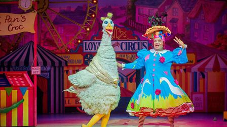 Mother Goose - Hackney Empire - 22 November 2014