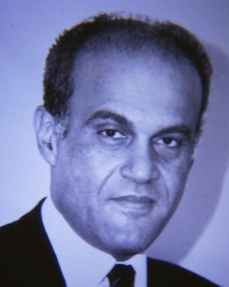 Sir Magdi Yacoub, who carried out Ken Harris's heart transplant. Picture: COURTESY OF KEN HARRIS