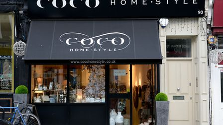 Coco Home Style - Haverstock Hill- Owner is Corinne Bonnet-Vittet