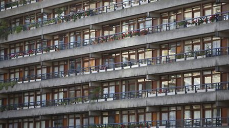 Five properties in Camden and seven Westminster homes have been bought through the government's Help