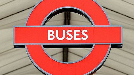 Bus drivers across London are striking today.