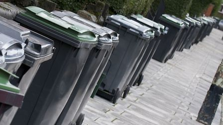 Camden residents could see their rubbish collection go from weekly to fortnightly. Picture: Nigel Su