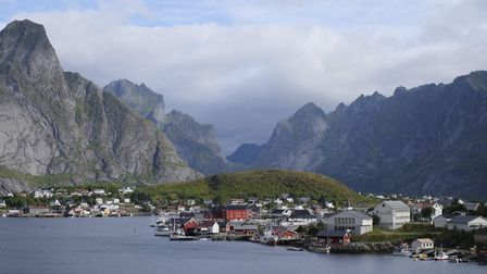 No idyllic solution: The village of Reine, Norway. Photo: Getty Images