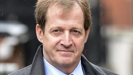 Alastair Campbell has denied assault allegations. Picture: PA/Rebecca Naden