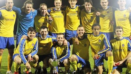 Sporting Hackney won the league and cup double at county level last season