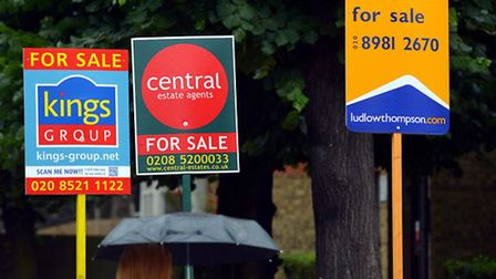The mortgage market in Camden remained buoyant although restrictions on lending were tighter