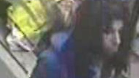 Police have issued CCTV images of the man they wish to speak to in connection with the assault