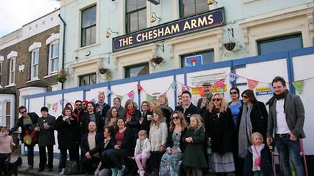 Campaigners rejoice as Chesham Arms won't be turned into flats