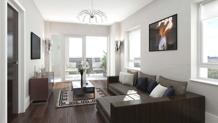 Rivers Apartments, Phase One, Haringey