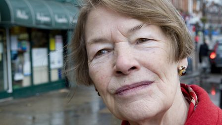Hampstead and Kilburn MP Glenda Jackson will stand down in May. Picture: Nigel Sutton.