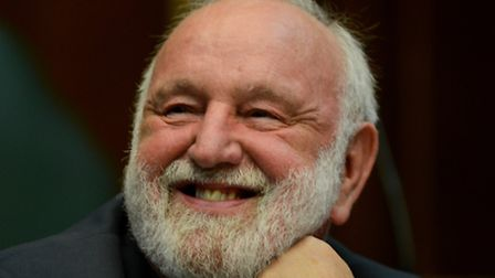 Frank Dobson will retire as Holborn and St Pancras MP in May. Picture: Mark Hakansson.