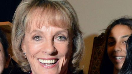 Esther Rantzen has been made a Dame. Picture: Polly Hancock