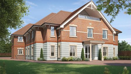 Primrose Court by Shanly Homes