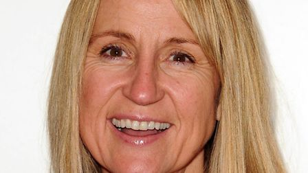 Carol McGiffin was treated after a tumour was found. Picture: PA/Matt Crossick/Empics Entertainment