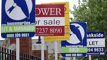 Lack of new building and high numbers of landlords are pushing house prices up