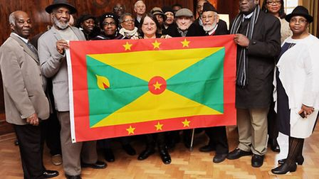 Hackney's friendship with Grenada was celebrated on the 41st anniversary of the country's indepdende