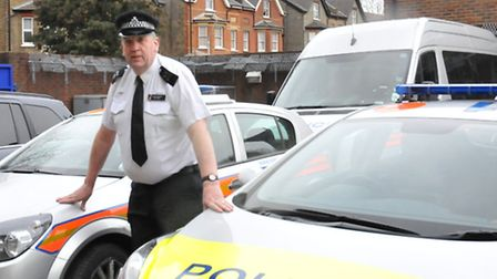 PC Brown is retiring after 47 years of service