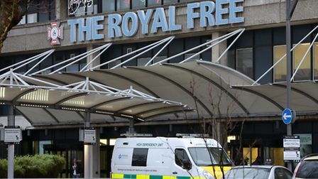 Another healthworker has been admitted to the Royal Free after fears they may have contracted the Eb