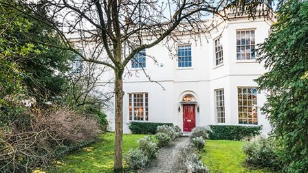 Highate West Hill available through Benham & Reeves for £2.85 million is moments from Hampstead Heat