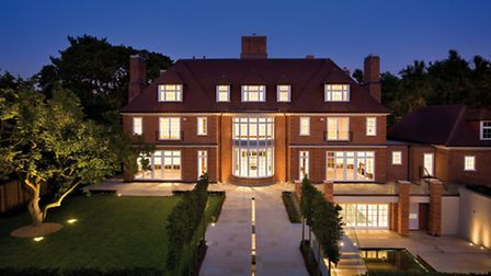 Jersey House on The Bishops Avenue, London N2 sold for �33.7 million in December 2014
