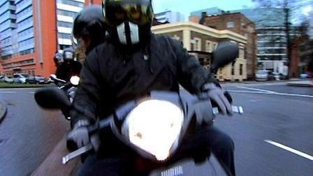 Thieves on mopeds are targeting streets in Hampstead Picture: PA Wire/Metropolitan Police.