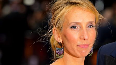 The Ham&High article framed by Sam Taylor-Johnson was valued between �5,000 and �7,000. Picture: Dom
