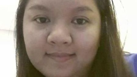 Jasmin Paras has been missing from Earley, Wokingham, since September 28, 2014