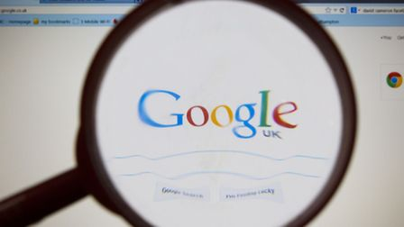 Google has started to take down the offending videos. Photo: Chris Ison/PA Wire.