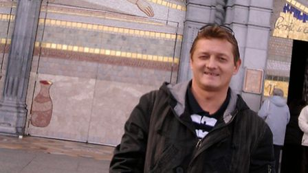 Ren� Tkacik, 44, died in 2014 after he was hit by a section of freshly applied shotcrete at Crossrai