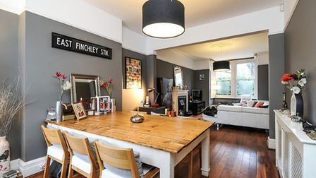 dining room fortis green