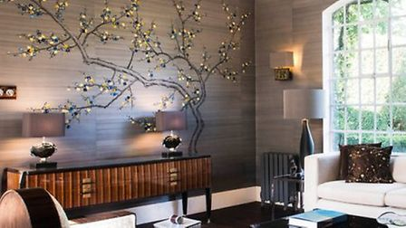 Fromental chinoiserie wallpaper