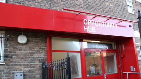 Hackney Council's new Opportunity Hub