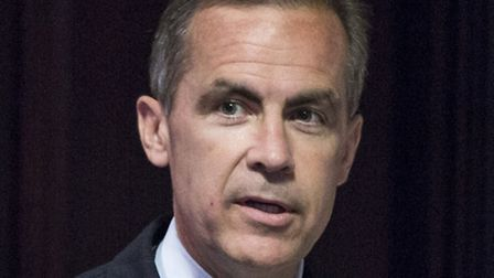 Mark Carney, Governor of the Bank of England, was well-liked by his neighbours