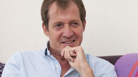 Alastair Campbell. Picture: Nigel Sutton.