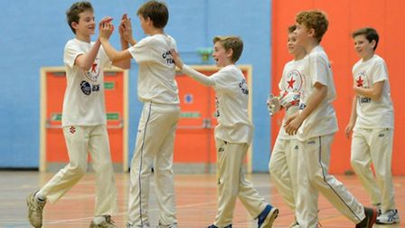 Camden's boys are off to Lord's for the London Youth Games finals after qualifying from their group